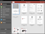 4. PDF Expert Thumb view & Drag n Drop are new in v4 (already available in iAnnotate, however) - but it makes organising/moving files easier.